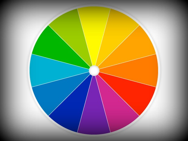 On The Color Wheel And A Creative Heart Inspiration Driven Life