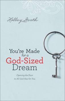god-sized dream book
