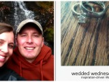 don't even think about taking me out to dinner (wedded wednesdays guestpost)